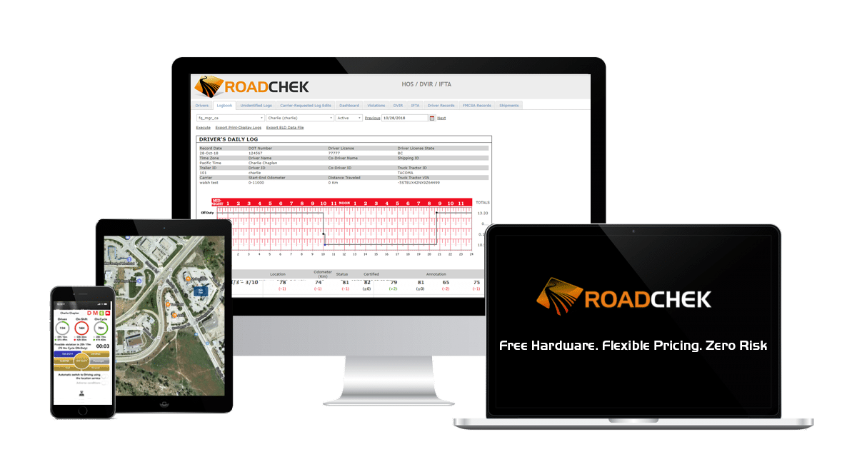 smartphone tracking with driver behavior monitoring